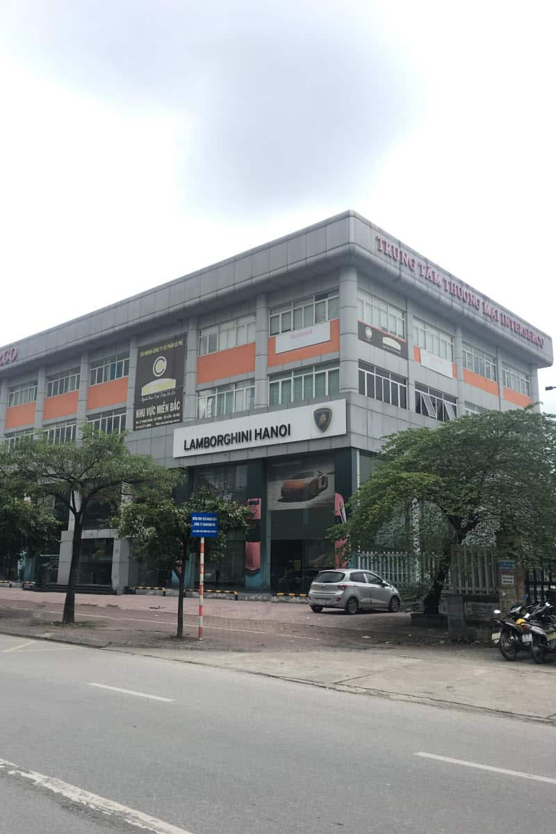 ICD Building