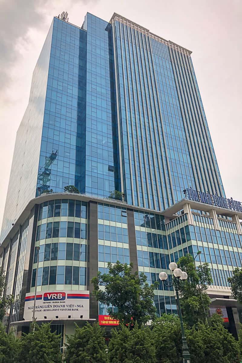 Tòa nhà 319 Tower