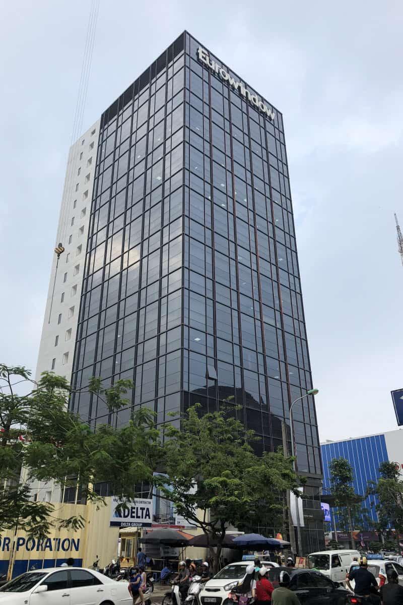 Tòa nhà Eurowindow Tôn Thất Tùng