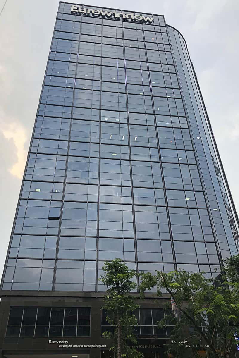 Tòa nhà Eurowindow số 2 Tôn Thất Tùng