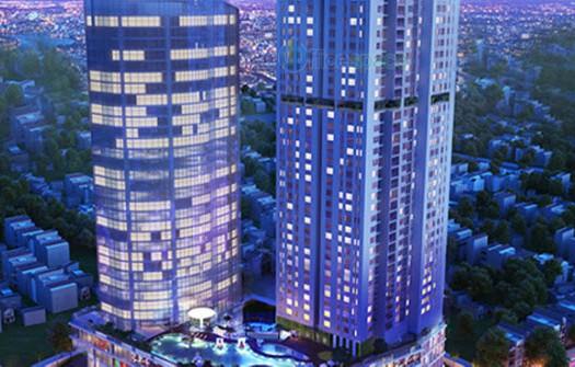 tòa nhà FLC Twin tower Cầu Giấy