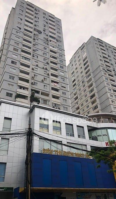 Tòa nhà Hà Thành Plaza