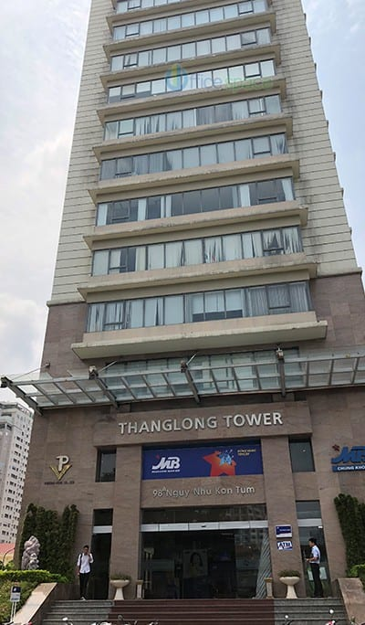 Thang Long Tower
