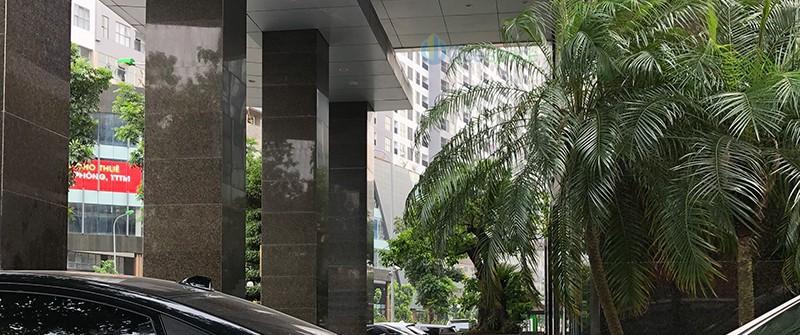 Tòa nhà 319 Bộ Quốc phòng
