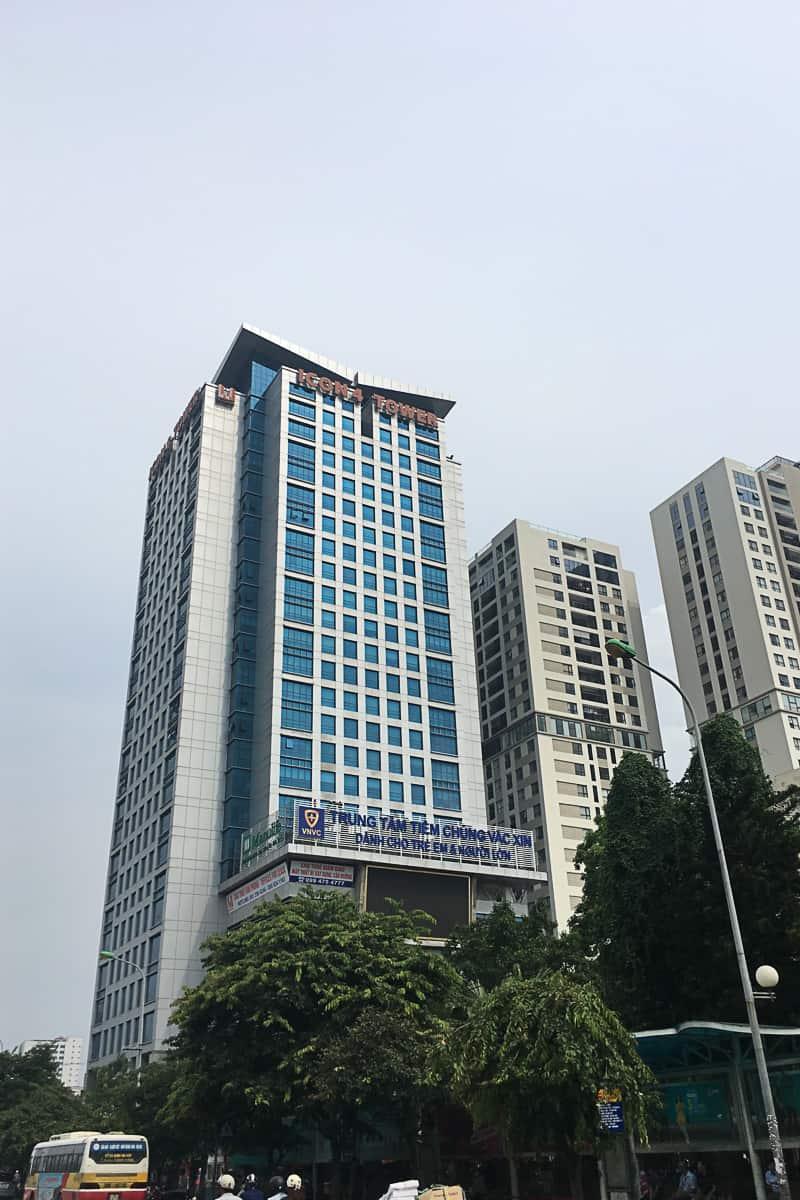 Tòa nhà Icon 4 Tower
