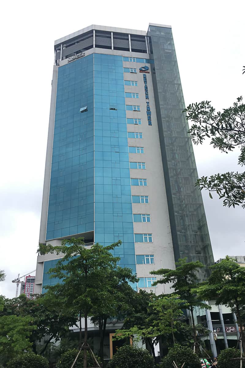 Detech Tower