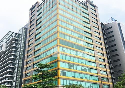 Tòa nhà TTC Tower, Duy Tân