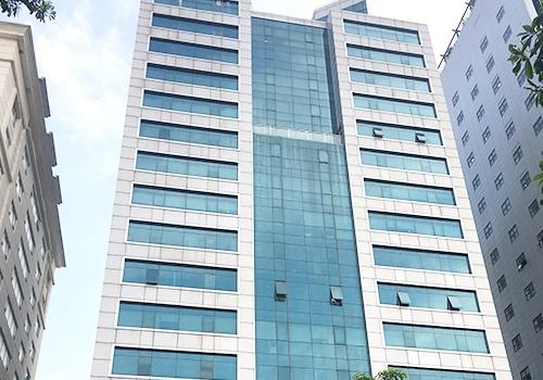 Cho thuê văn phòng Việt Á Tower Duy Tân