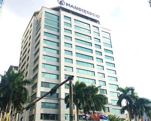 Tòa nhà Handi Resco Tower