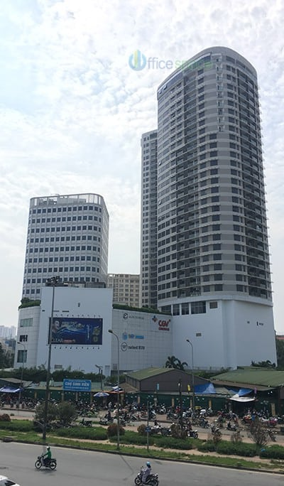 Tòa Indochina Plaza