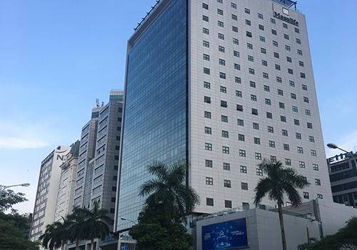 Tòa nhà CMC Tower Duy Tân thumb