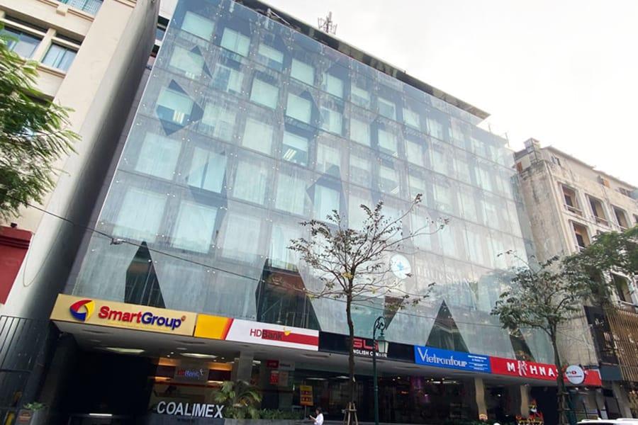 Tòa nhà Coalimex Building