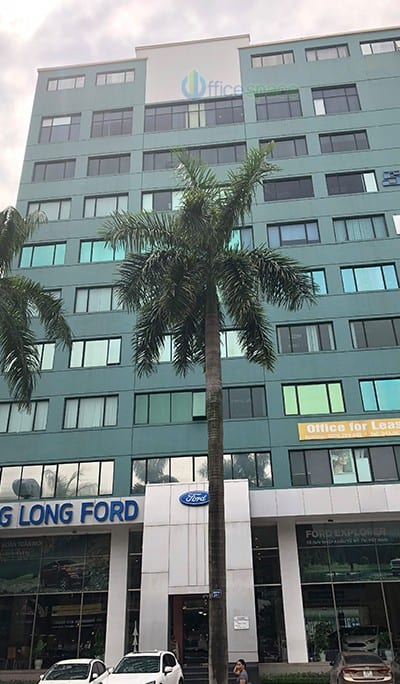 Thang Long Ford Building