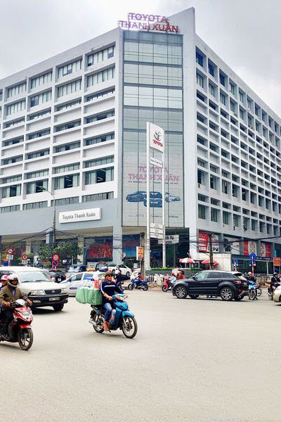 Toyota Thanh Xuan Building
