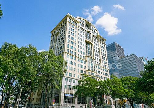 Saigon tower cho thuê văn phòng