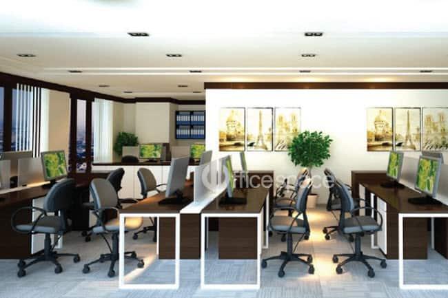 Cơ cấu giá thuê văn phòng