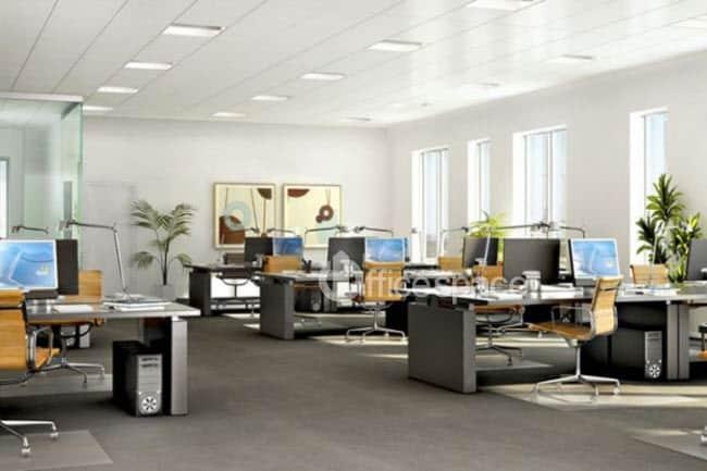 Cơ cấu tính giá Văn phòng cho thuê tại Hà Nội