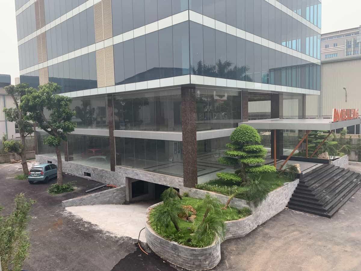 Văn phòng tòa nhà BNA Building