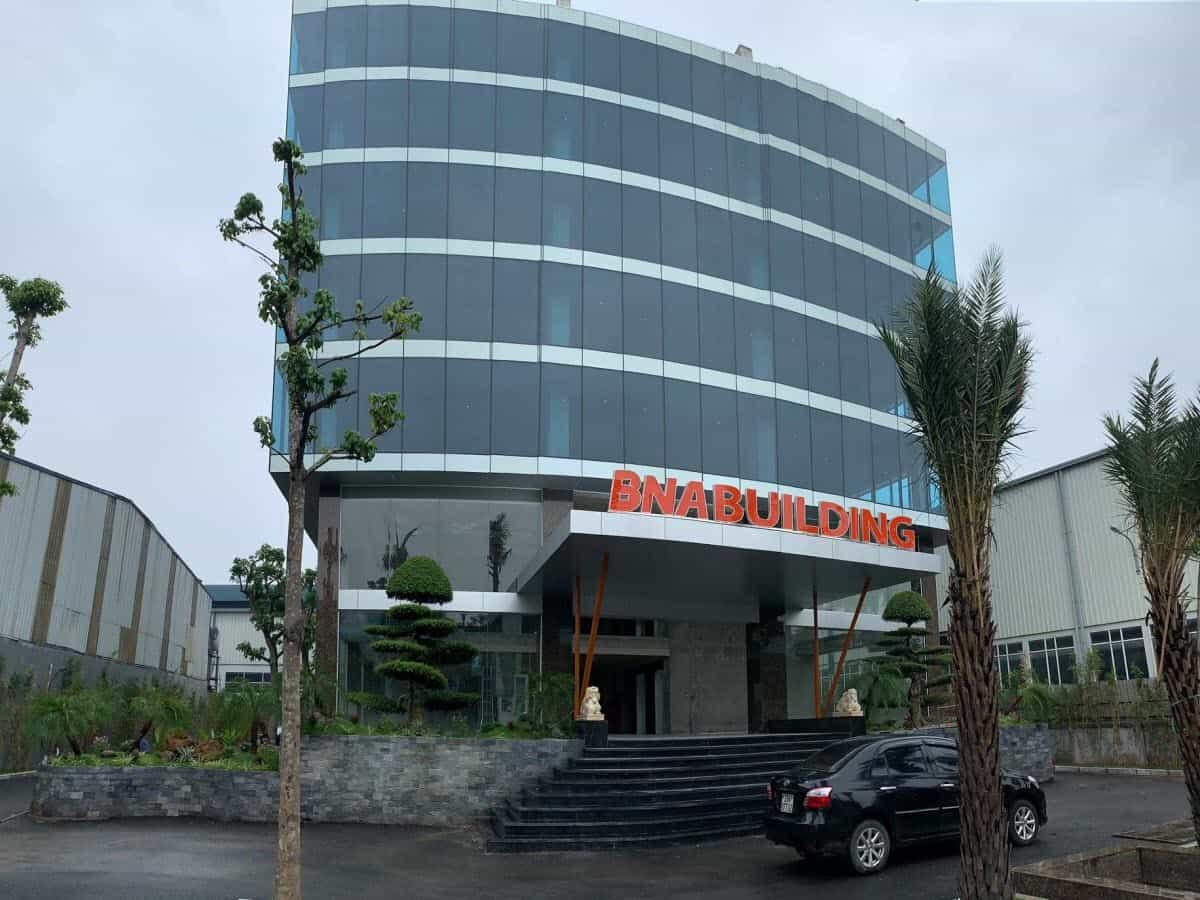 Cho thuê Văn phòng tòa nhà BNA Building