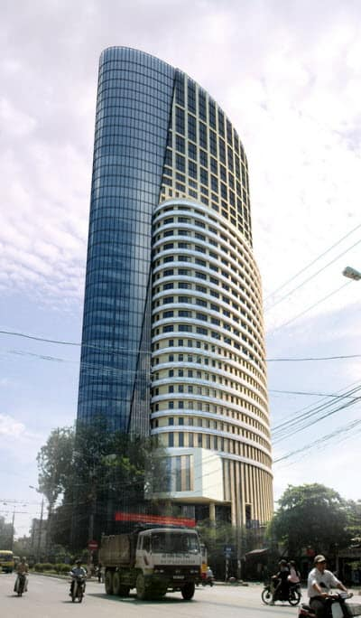 Ellipse Tower