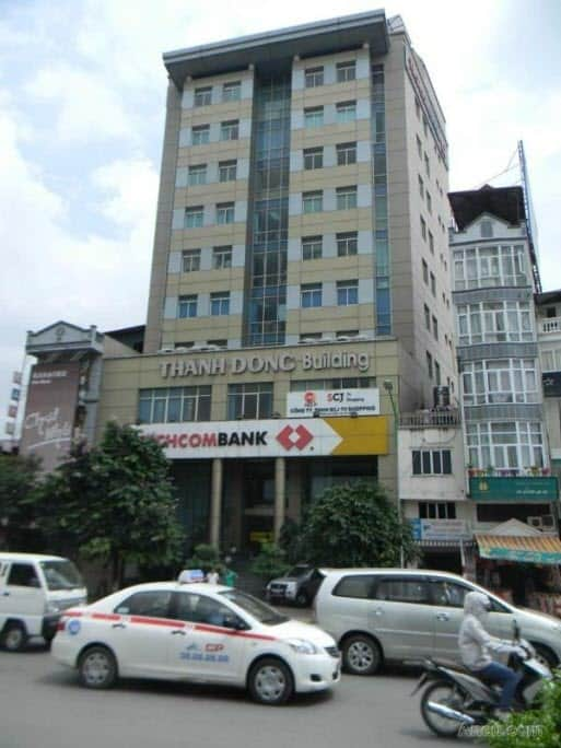 Thanh Dong Building