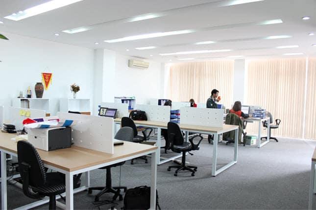 Văn phòng trọn gói Bamboo Airways Tower