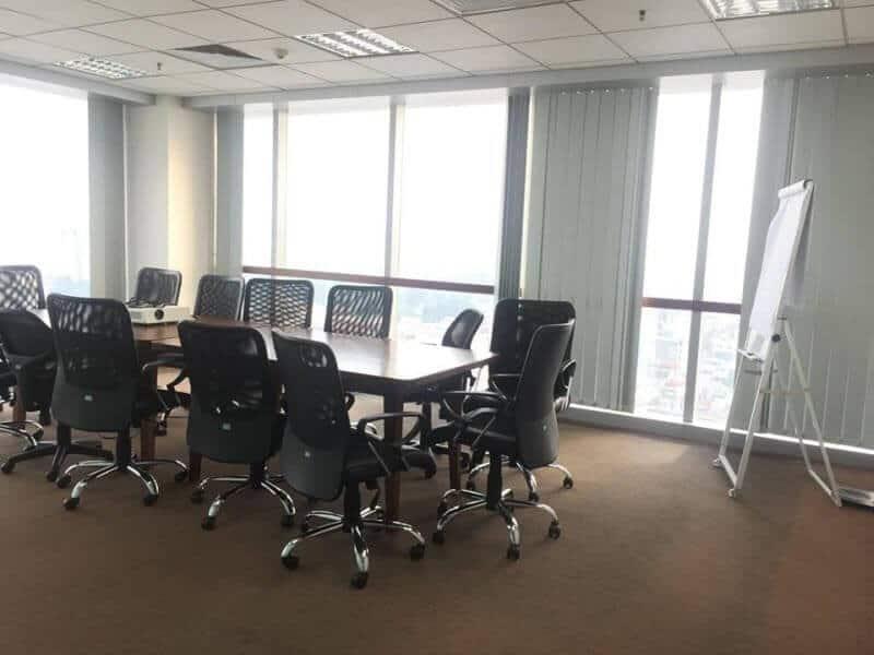 Văn phòng trọn gói Capital Tower