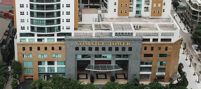toa nha comatce tower