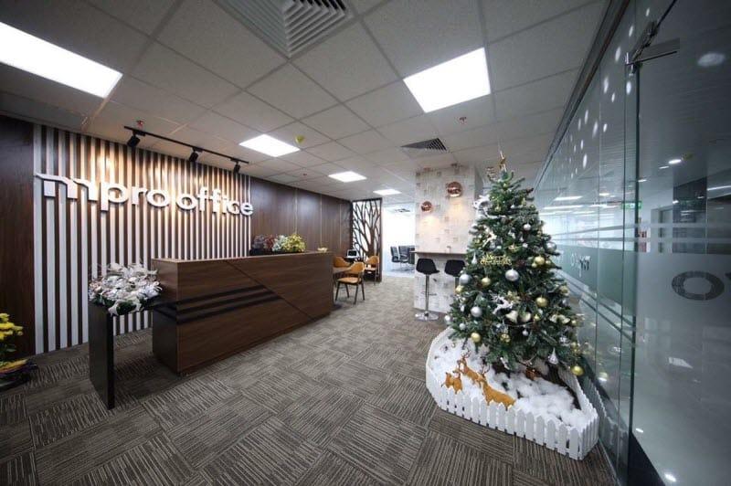 Văn phòng trọn gói Tân Hoàng Cầu