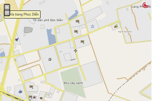 Khu đô thị Phú Diễn
