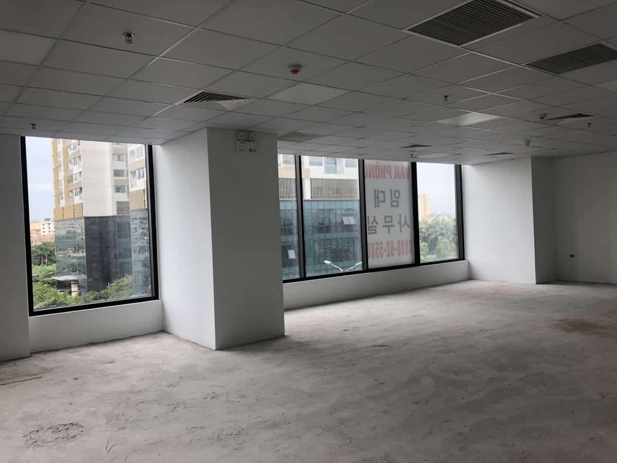 Tòa nhà văn phòng N03T7 Ngoại Giao Đoàn