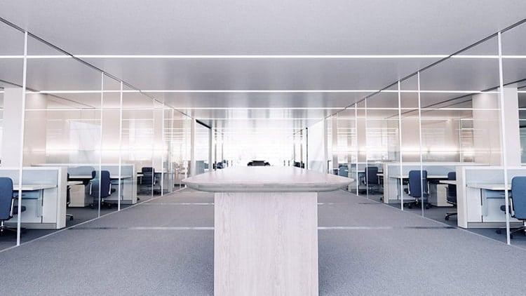 Thiết kế văn phòng làm việc của Apple