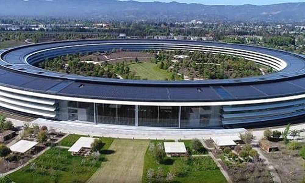 Văn phòng làm việc của Apple