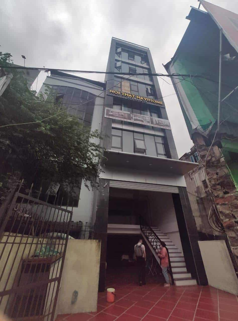 Văn phòng tòa nhà 110 Phạm Văn Đồng