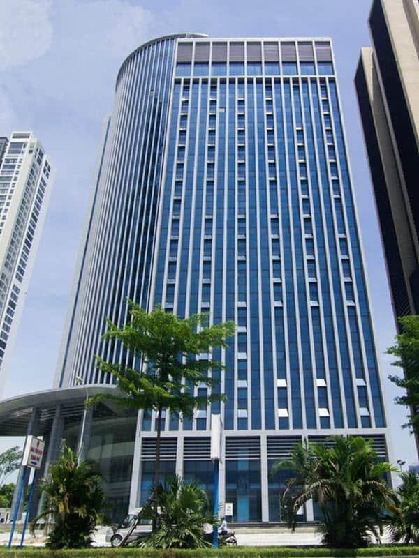 Tòa nhà Thai Building
