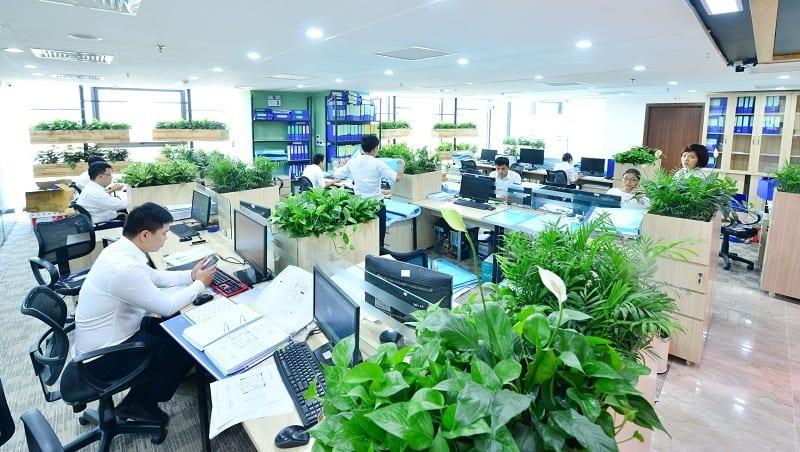 Thế nào là văn phòng xanh?