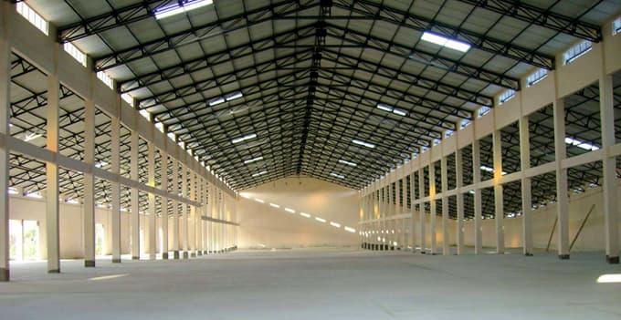 Nhà xưởng cho thuê trong khu công nghiệp Ascendas Hà Nam
