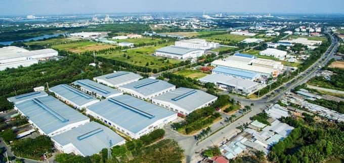 Vị trí khu công nghiệp Hòa Mạc Hà Nam