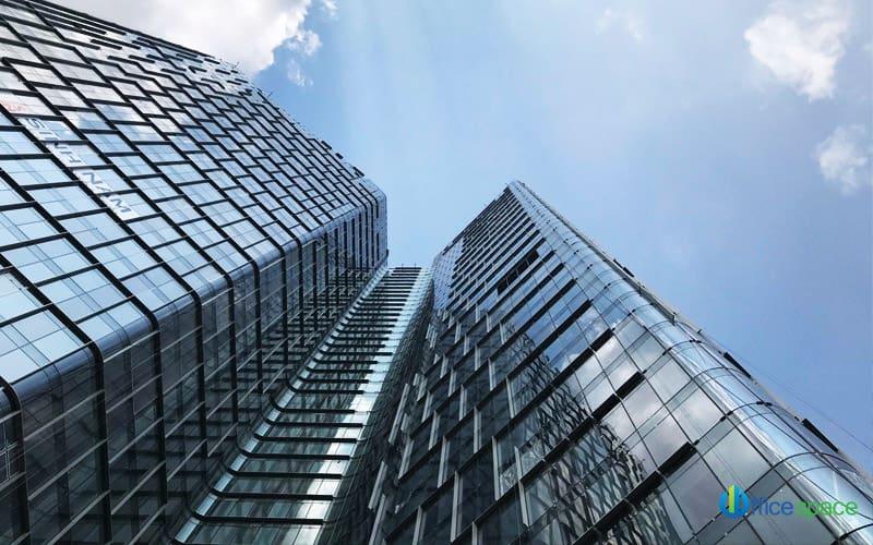 Cho thuê văn phòng Techno Park Tower