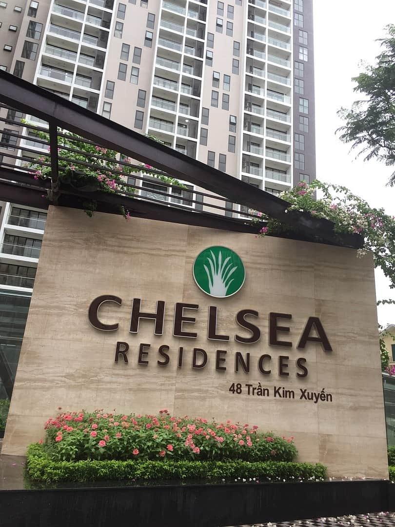 Tòa nhà Chelsea Residences