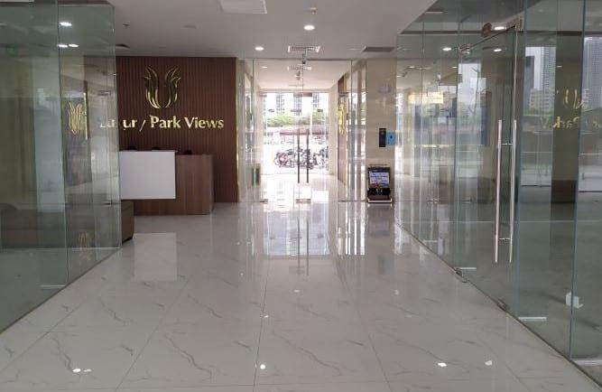 Luxury Park Views - Sảnh lễ tân (18)