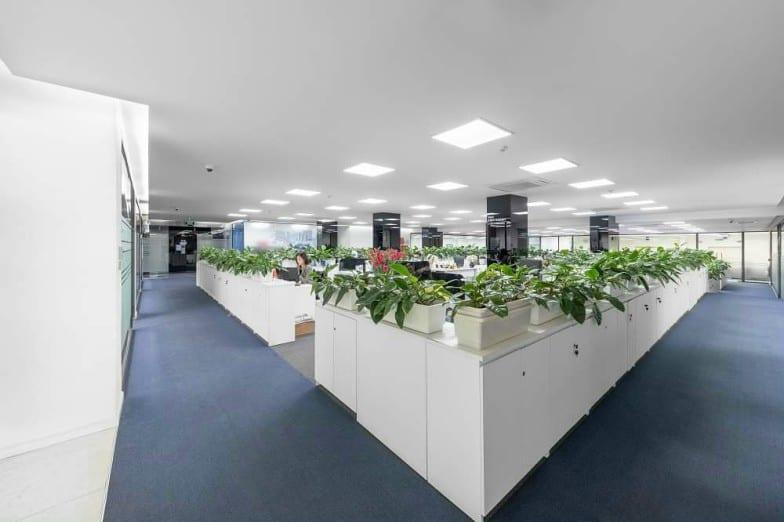 Cho thuê văn phòng tòa nhà Văn phú Invest Thái Thịnh