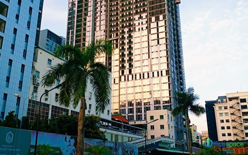 Cho thuê văn phòng Epic Tower