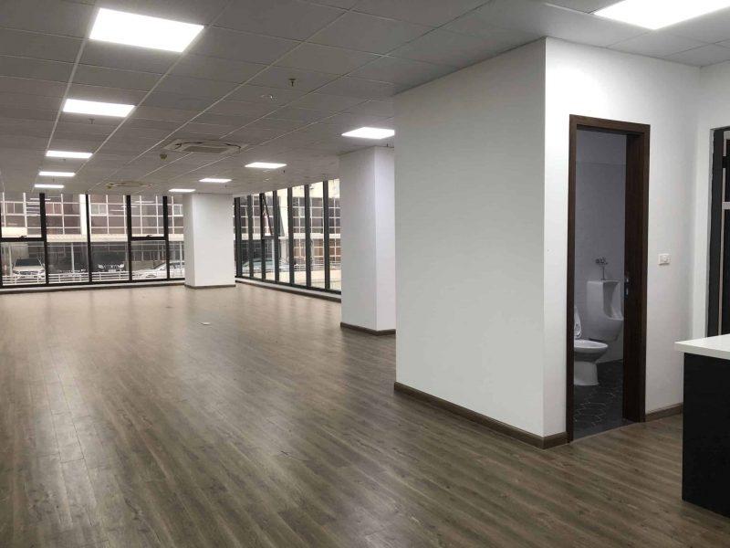 Tiêu chuẩn thiết kế văn phòng cao tầng