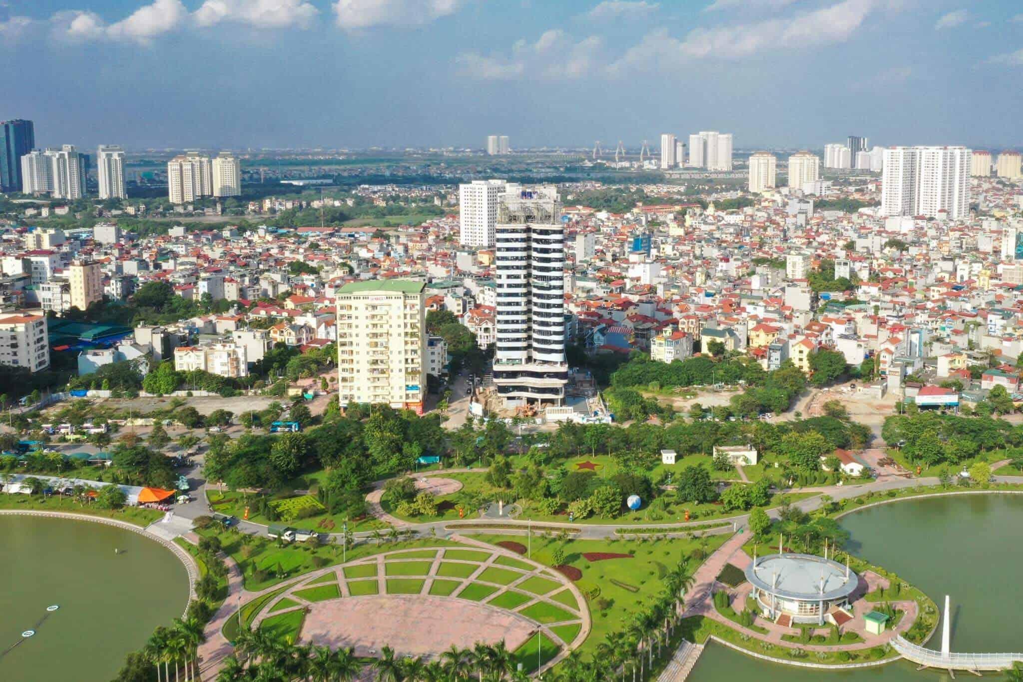 Fraser Residence Hà Nội (2)