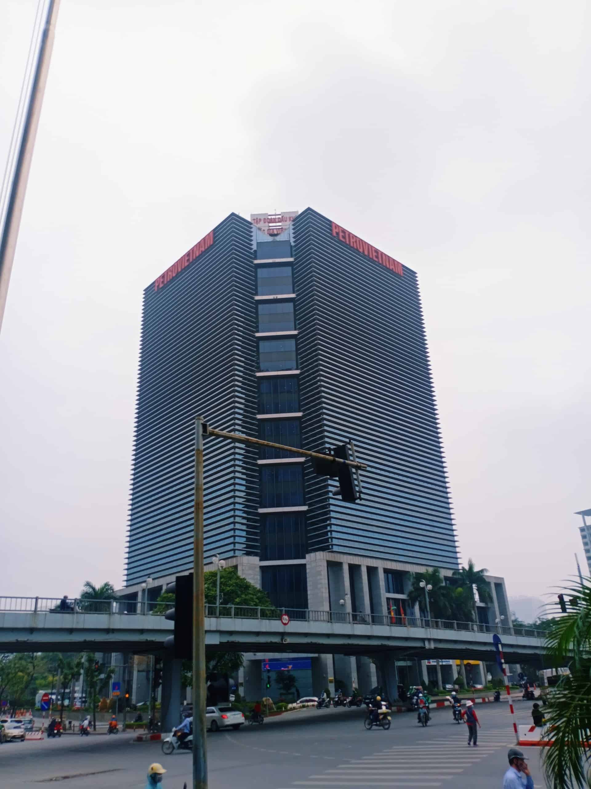 Tòa nhà Petrovietnam (3)