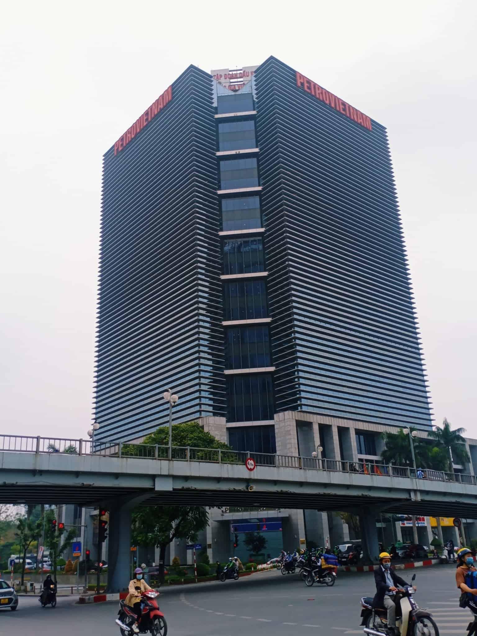 Tòa nhà Petrovietnam (4)
