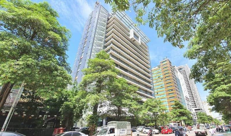 Cho thuê văn phòng tòa nhà FPT số 17 Duy Tân, Cầu Giấy