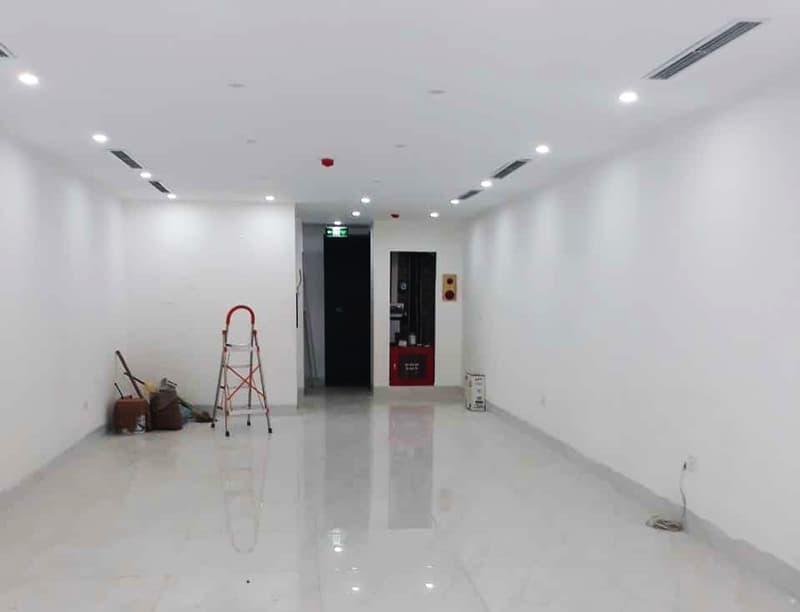Thiết kế sàn văn phòng cho thuê tòa nhà 113 Hoàng Văn Thái