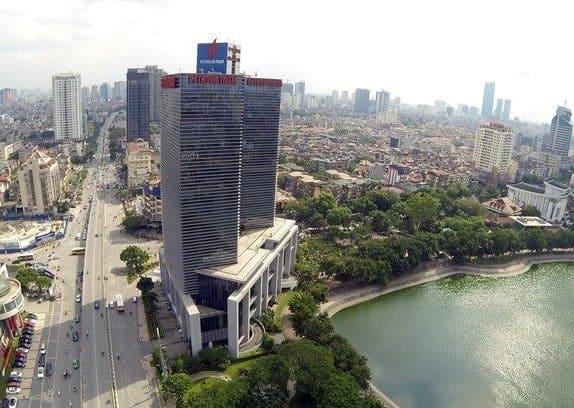 Tổng quan văn phòng tòa nhà Petrovietnam Tower